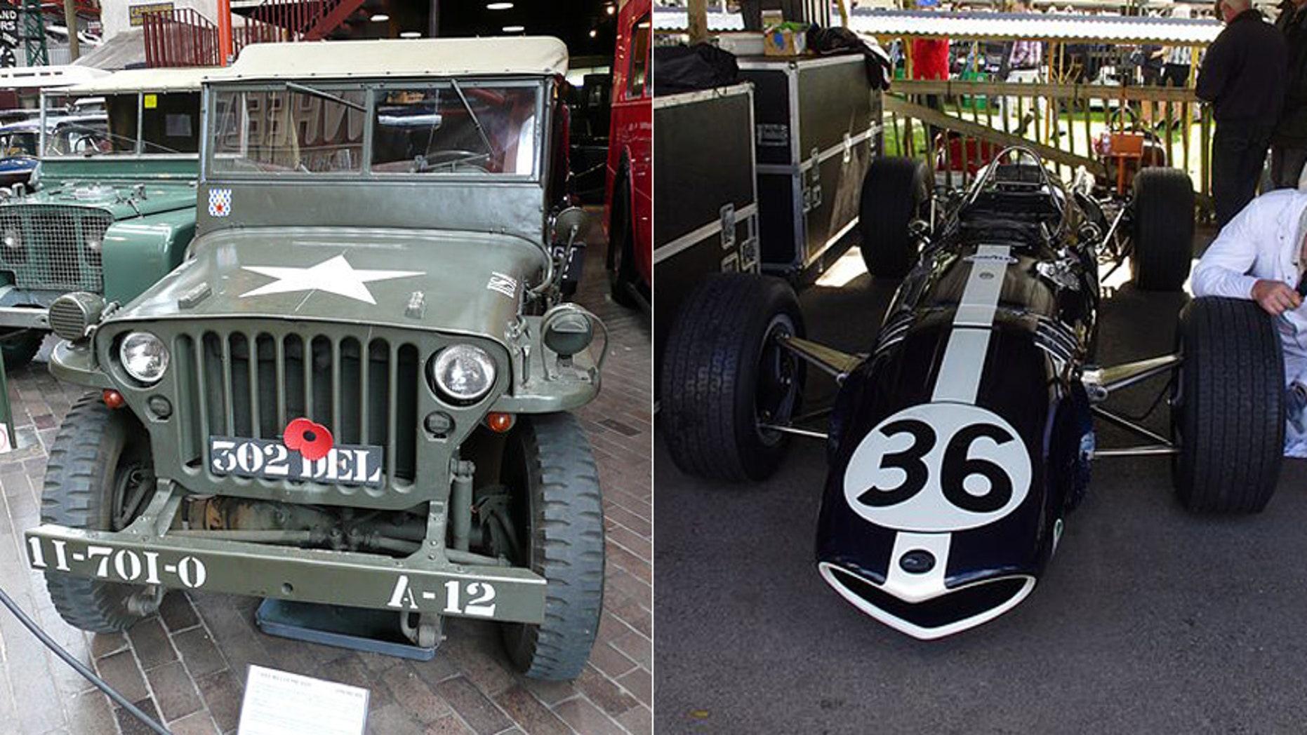 "Willys MB ""Jeep""/Gurney Eagle-Weslake"