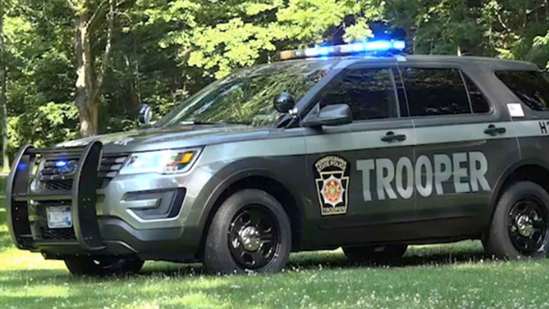 Pennsylvania State Police said a driver defecated on another man in a road rage incident.