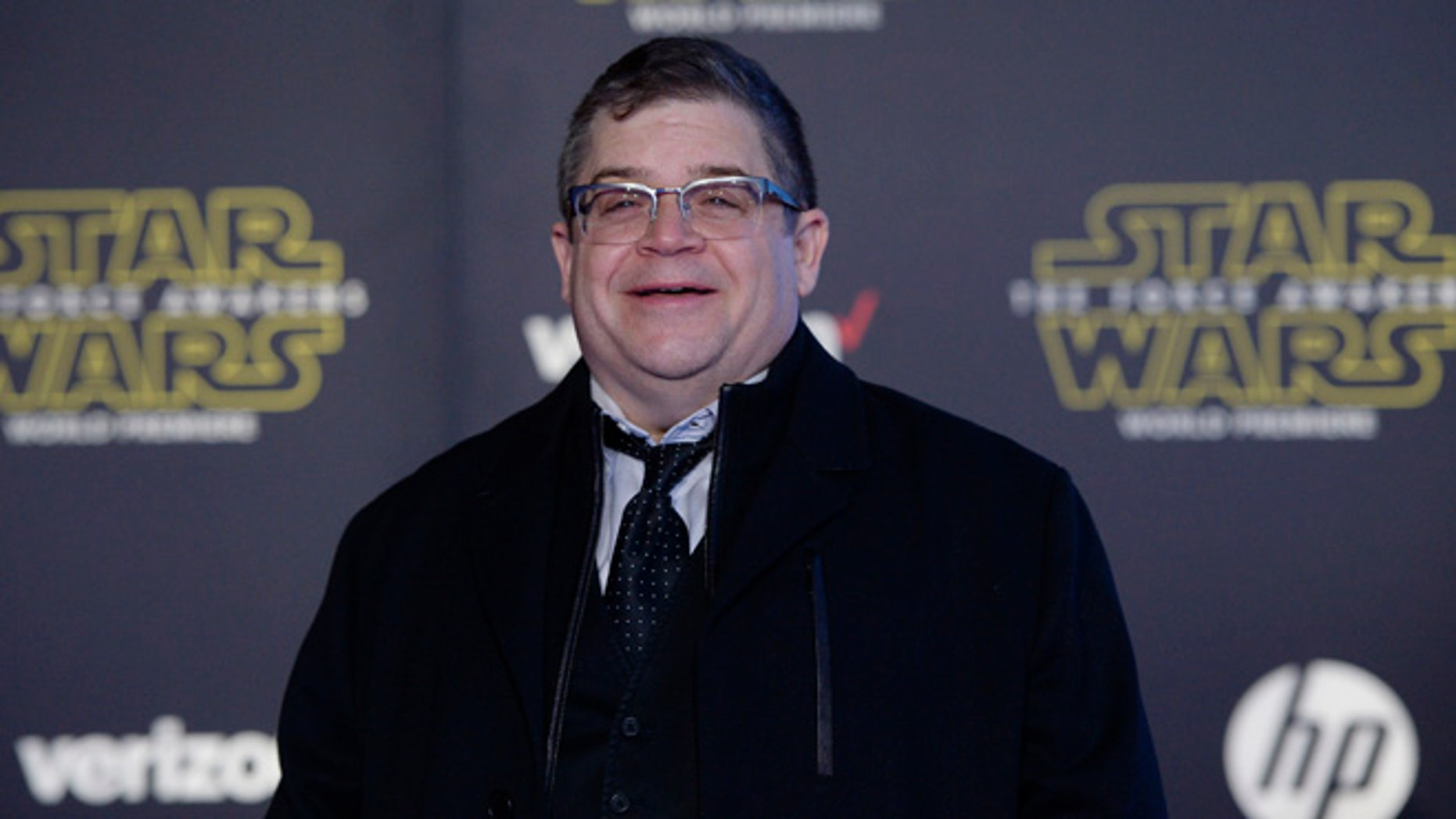 Patton Oswalt donated to the GoFundMe of a person who attacked him on Twitter.