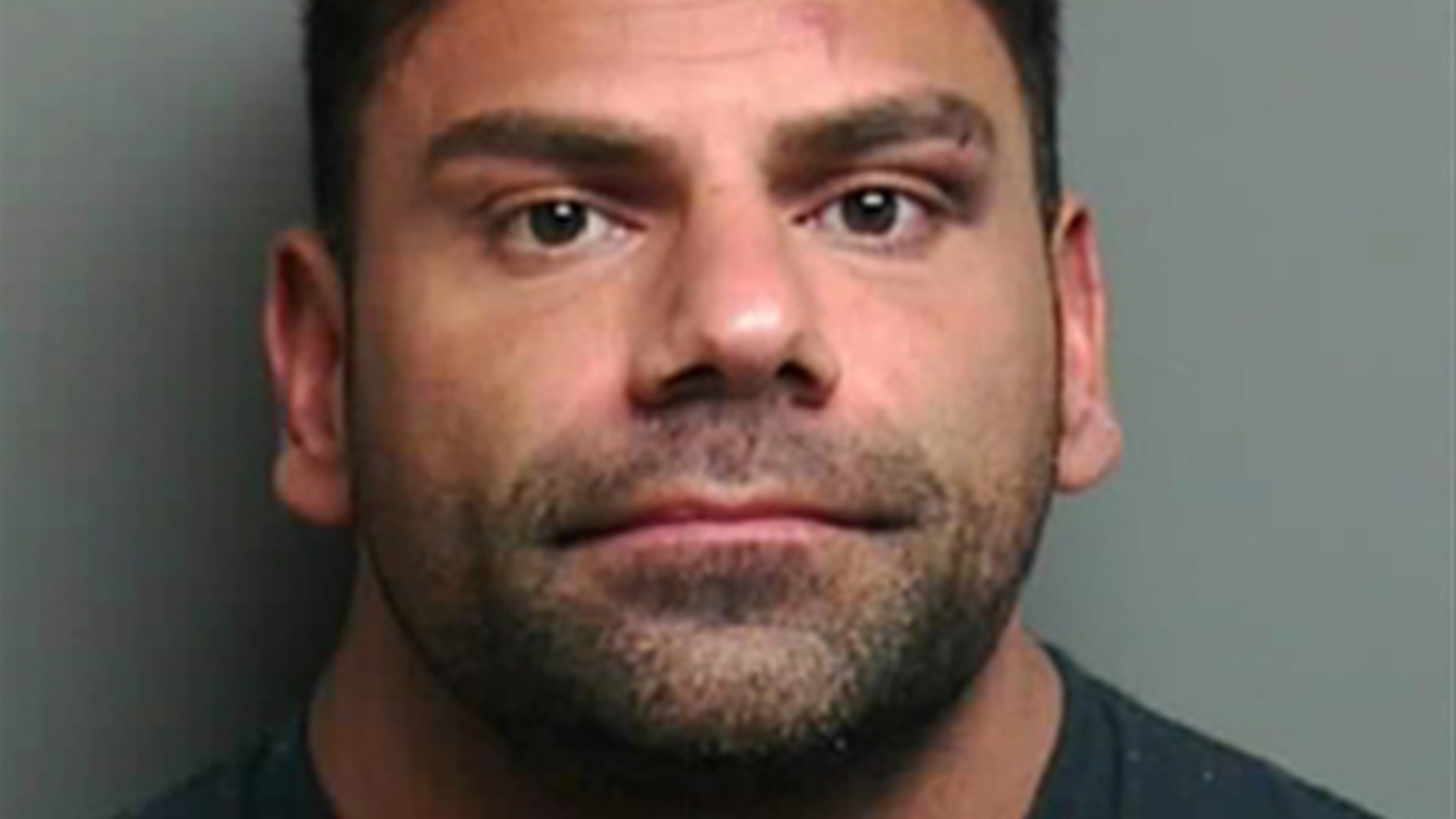 Paul Bashi is accused of attacking his girlfriend inside his rental home in Washington Township in July. If convicted of attempted murder, he could face life in prison, media reports say.