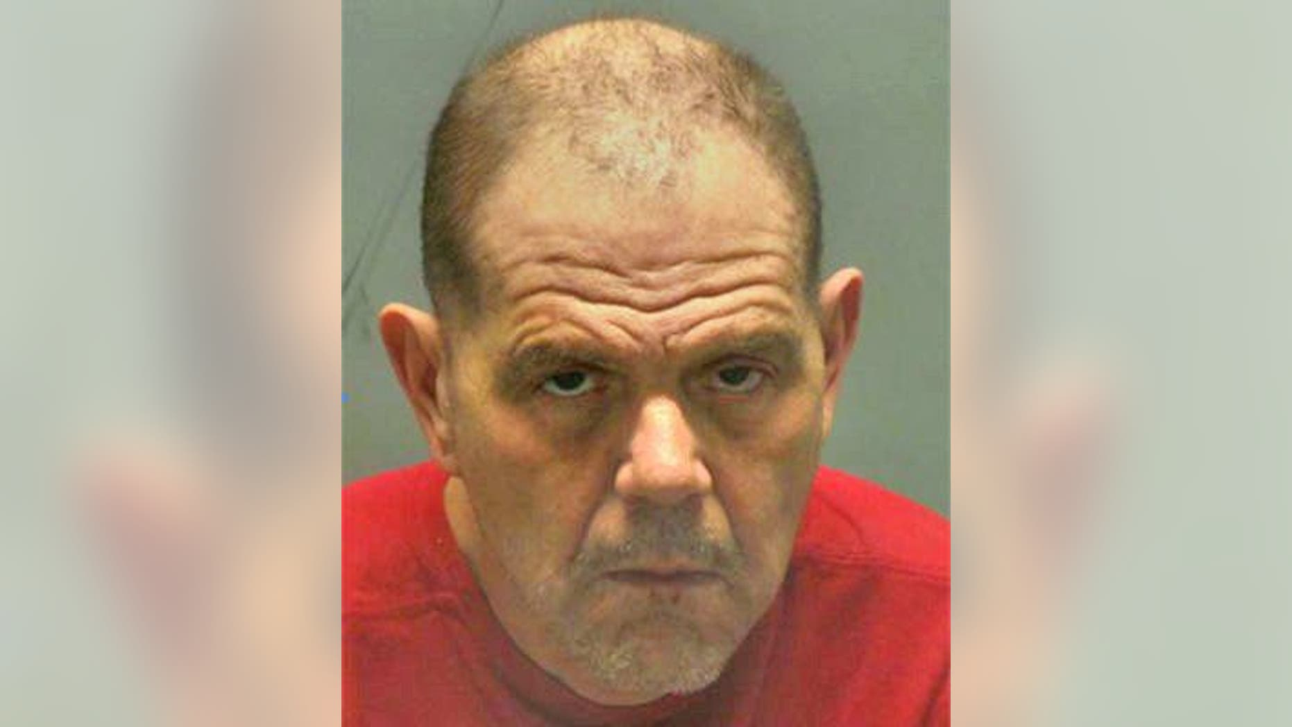 Paul H. Barroni, 57, held up a restaurant so that he could get arrested again.