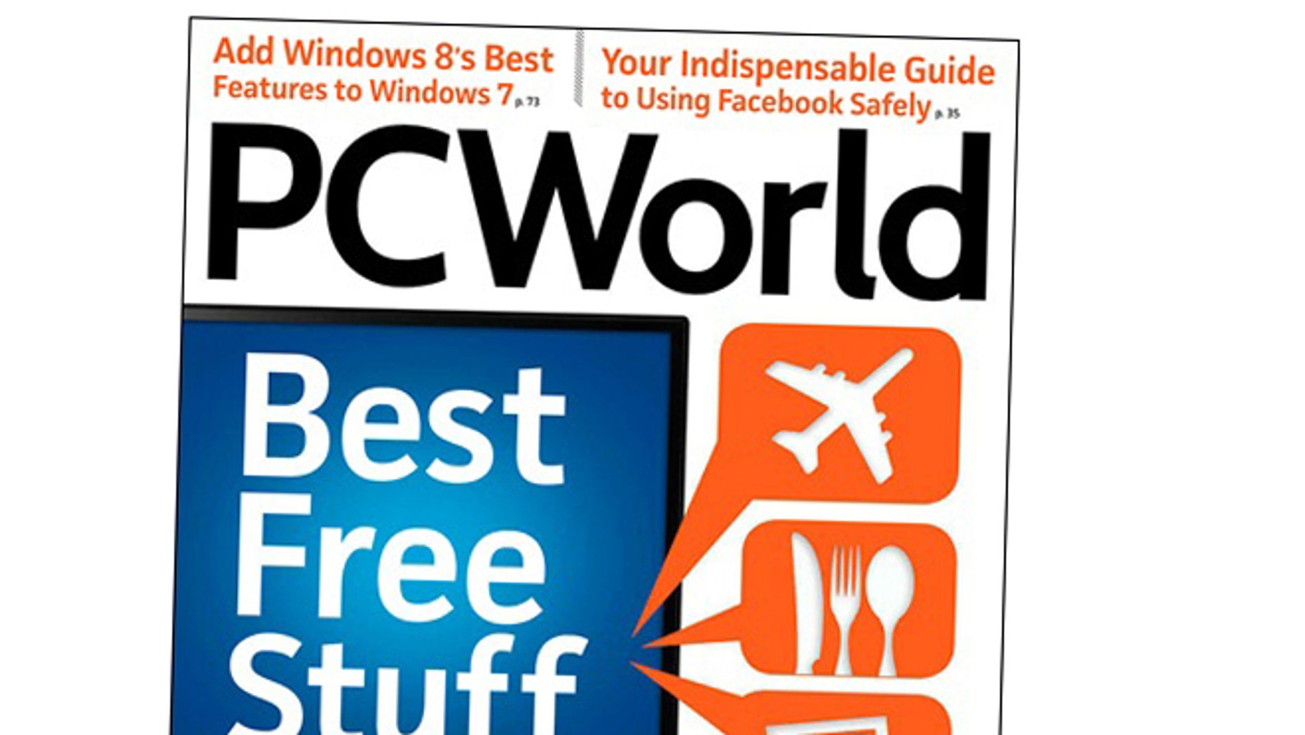 The penultimate issue of PC World magazine, which will cease print with the August issue.