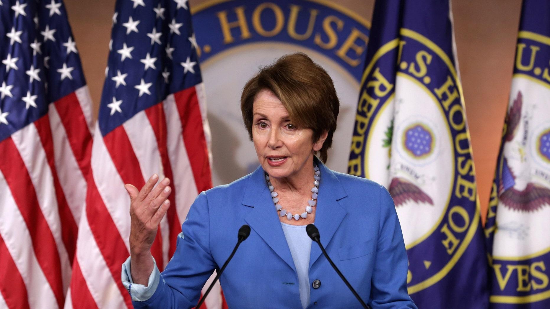 Minority Leader Nancy Pelosi (D-CA)
