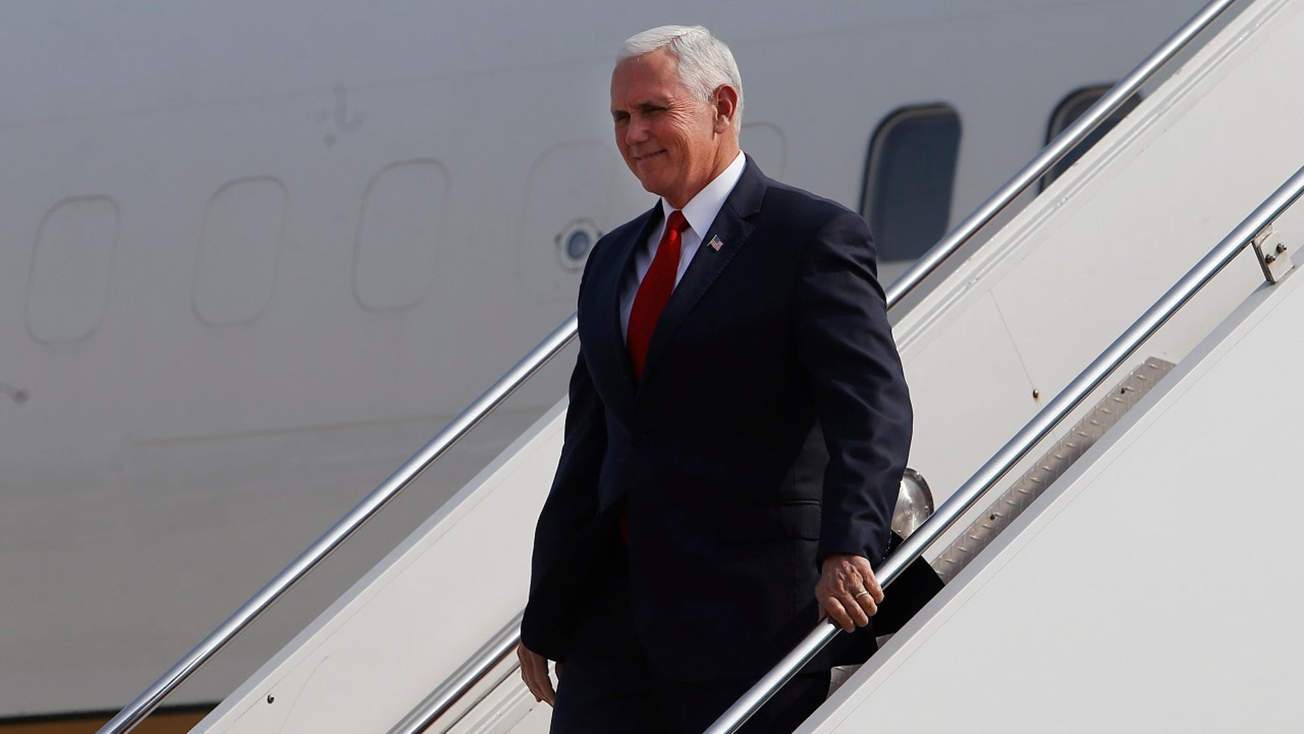 "Vice President Mike Pence on Thursday called for Special Counsel Robert Mueller to finish his probe into the Trump campaign's relationship with Russia during the 2016 election, saying he should do so ""in the interest of the country."""