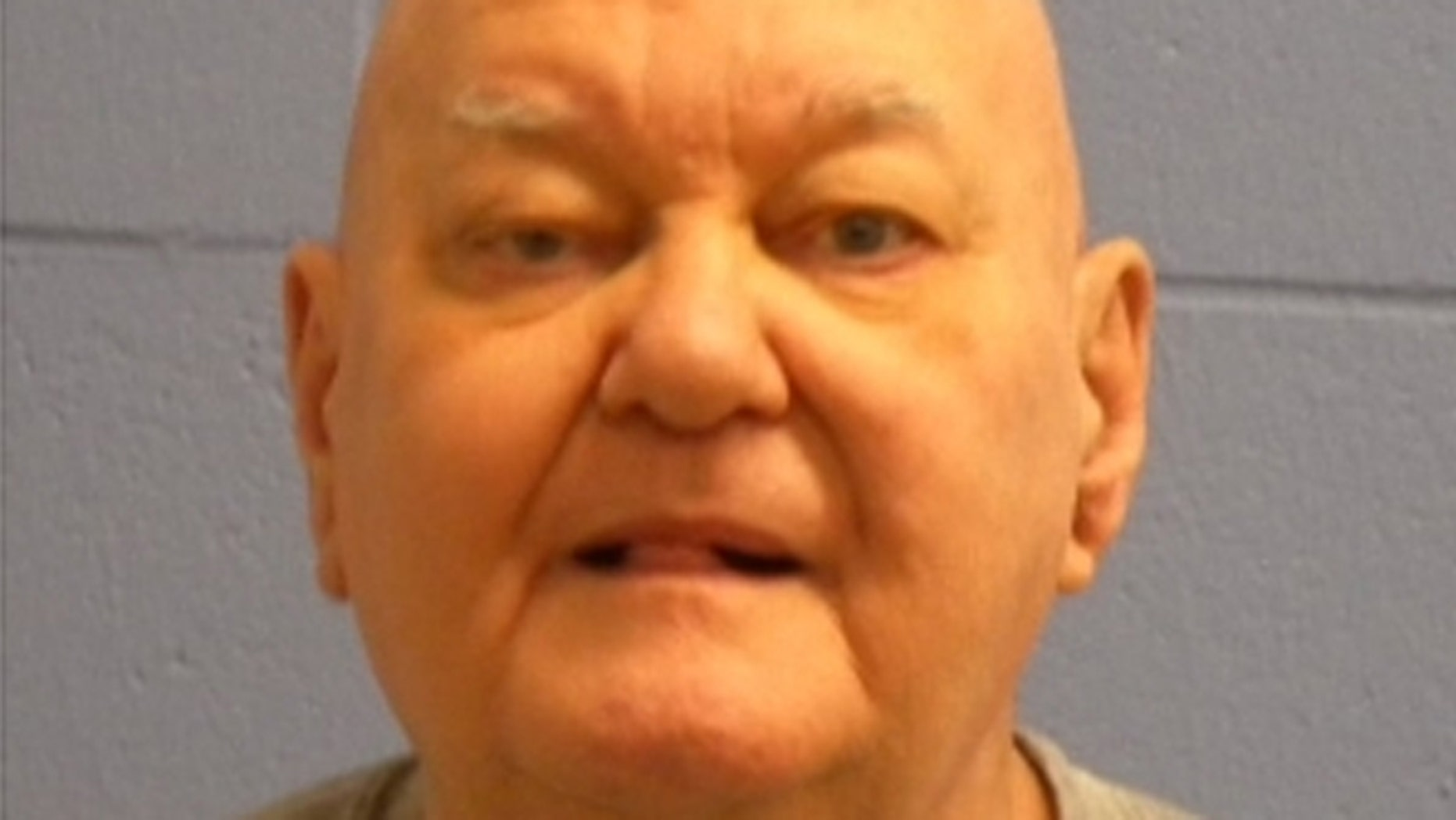 Eugene Ornstead, 76, applied for his firefighter's pension just days after committing the murder, MyFoxChicago.com reported.
