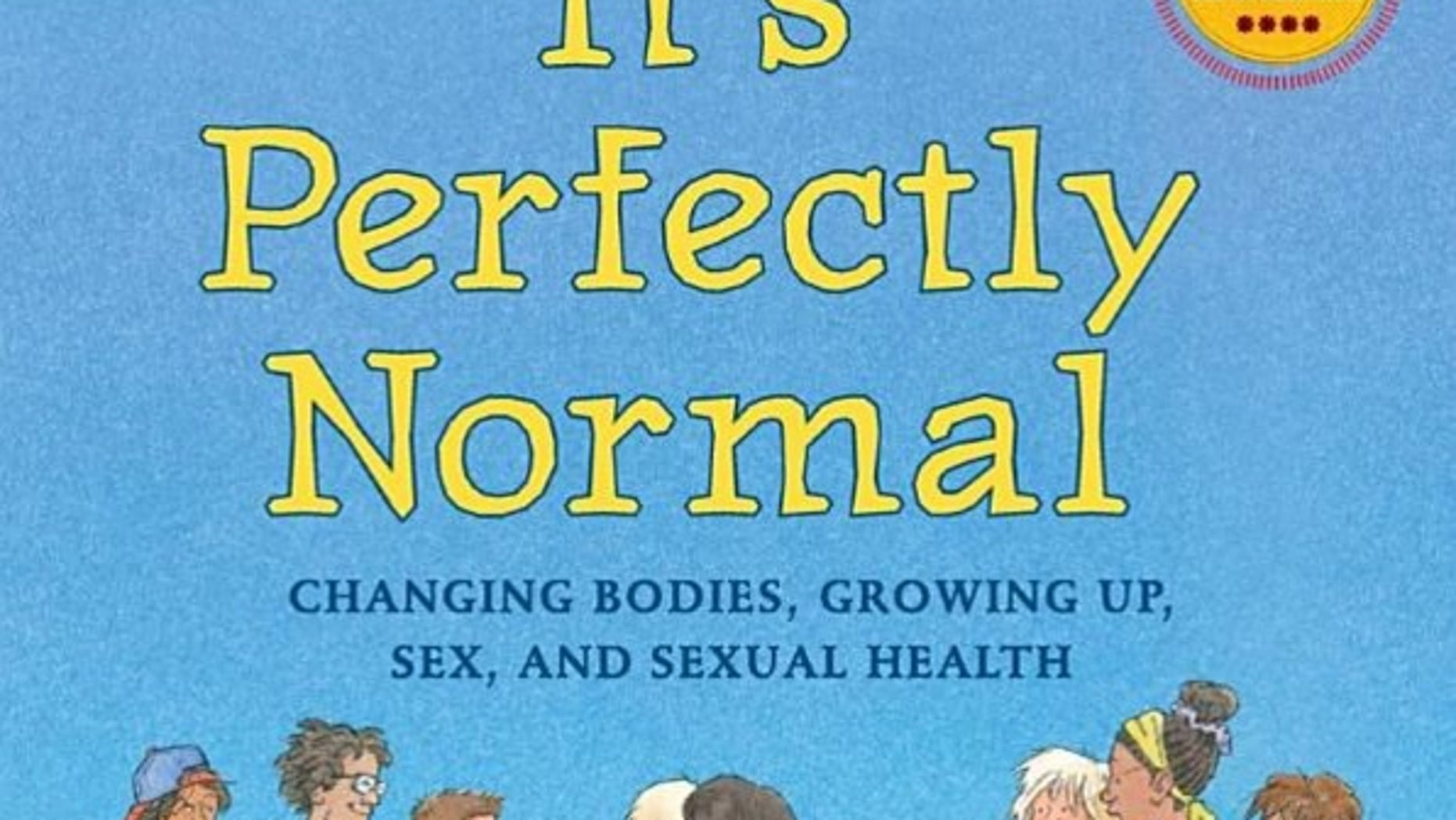 """Sex ed book """"It's Perfectly Normal"""" ignites controversy at Oregon elementary school."""