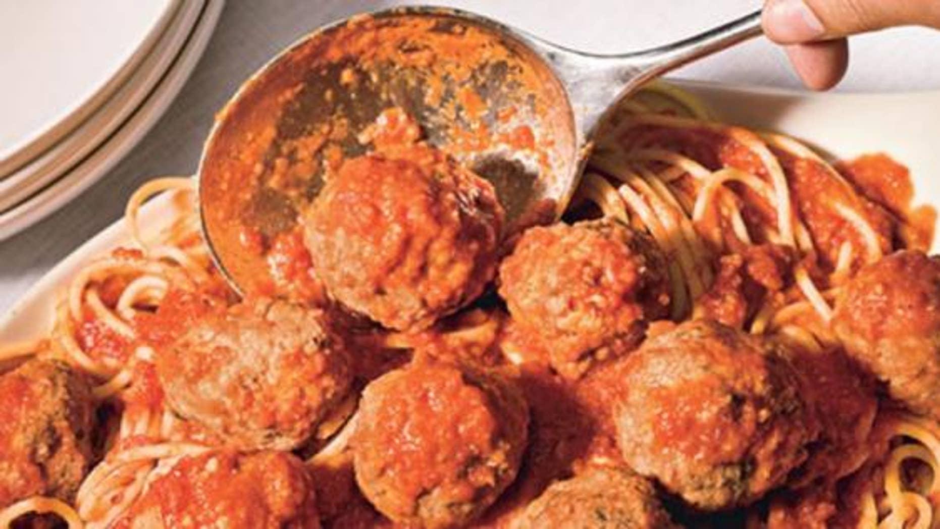 National Meatball Day Recipe: Carmine's Italian Restaurant