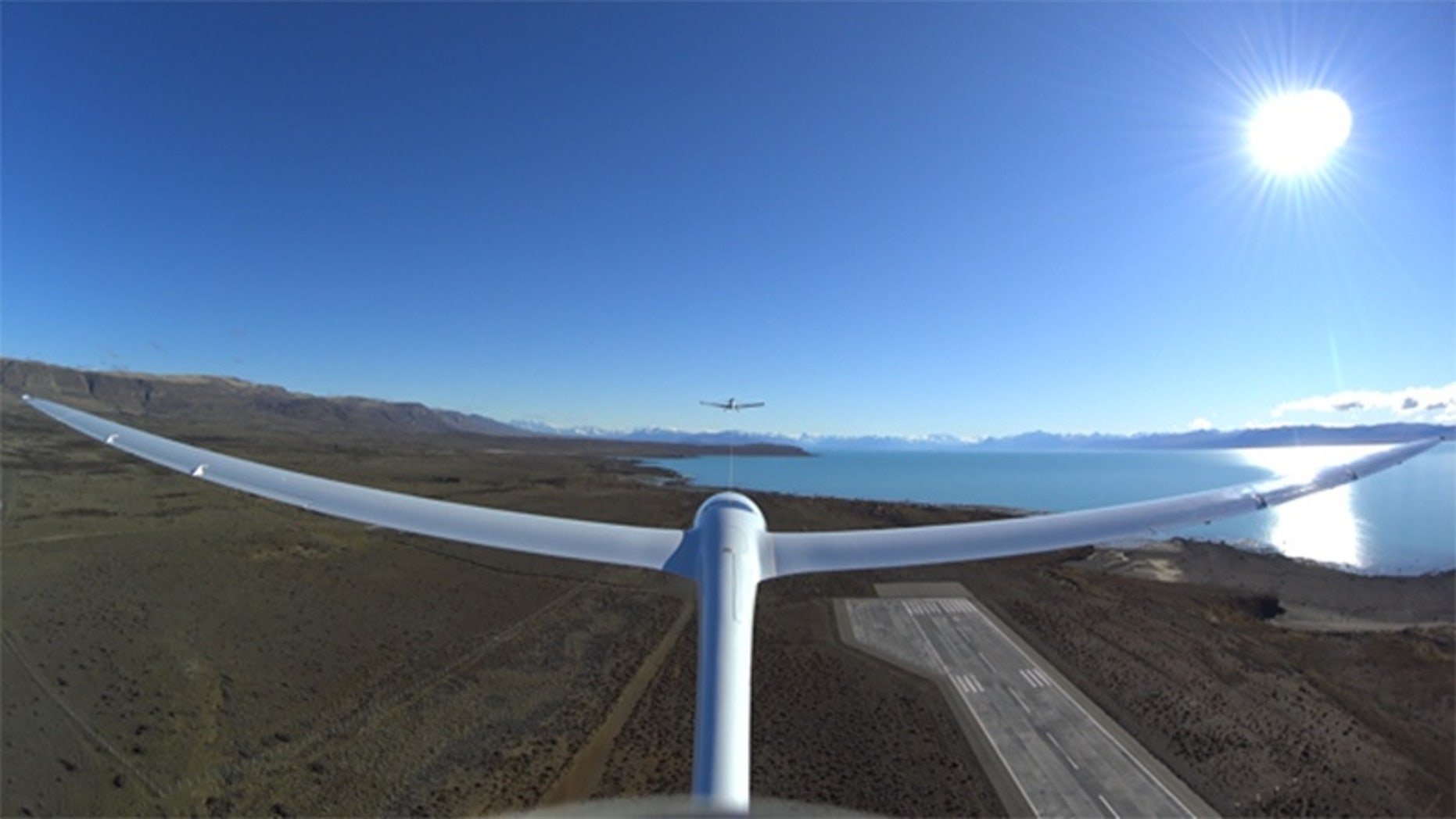 Researchers are currently conducting test flights in Argentina, and plan to ride the winds of Patagonia to reach record-breaking height.