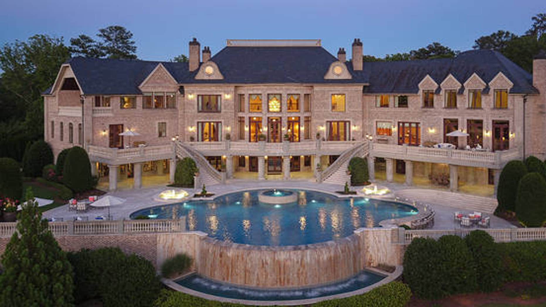 The most expensive home in Atlanta was built by directory-actor Tyler Perry.