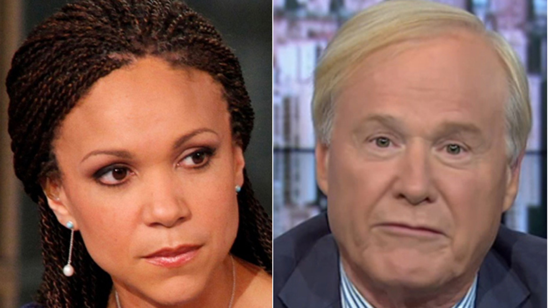 "Perry and Matthews were singled out for their bias as MSNBC dominated the ""awards"" ceremony."