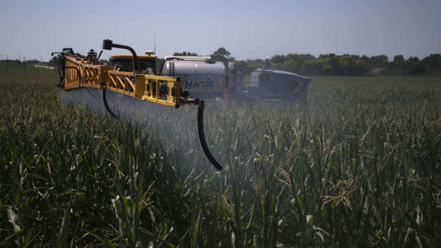 Pesticide Exposure In Pregnancy Linked >> Pesticide Exposure During Pregnancy Linked To Autism Fox News