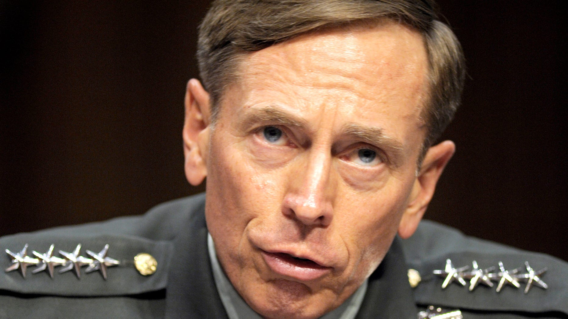The Senate has voted to confirm Gen. David Petraeus to be the nation's CIA director who is seen here testifying on Capitol Hill, June 23,2011. (AP)