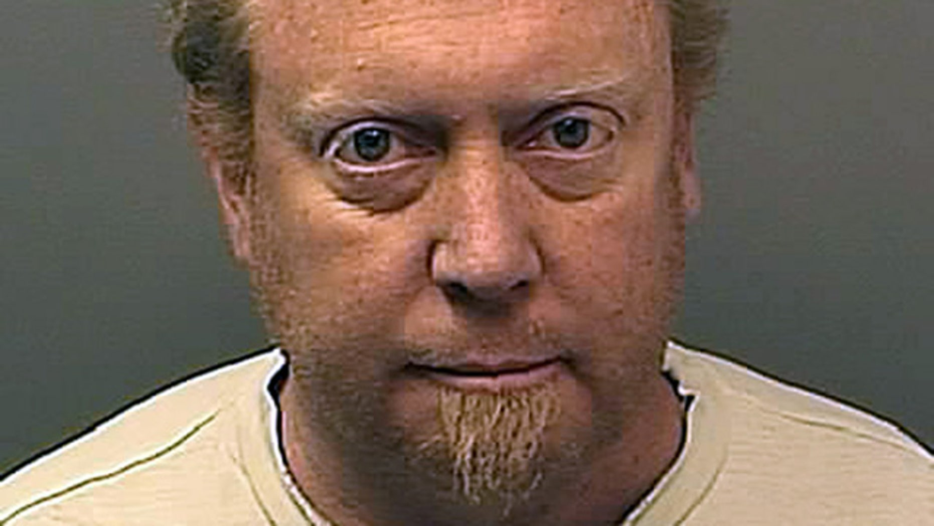 Dec. 20: This photo provided by Pueblo County Sheriff's Office shows Phillip Ray Greaves II. Florida officials filed an obscenity charge against the author of a self-published how-to guide for pedophiles that was yanked from Amazon.com last month after it generated online outrage. (AP/Pueblo County Sheriff's Office)