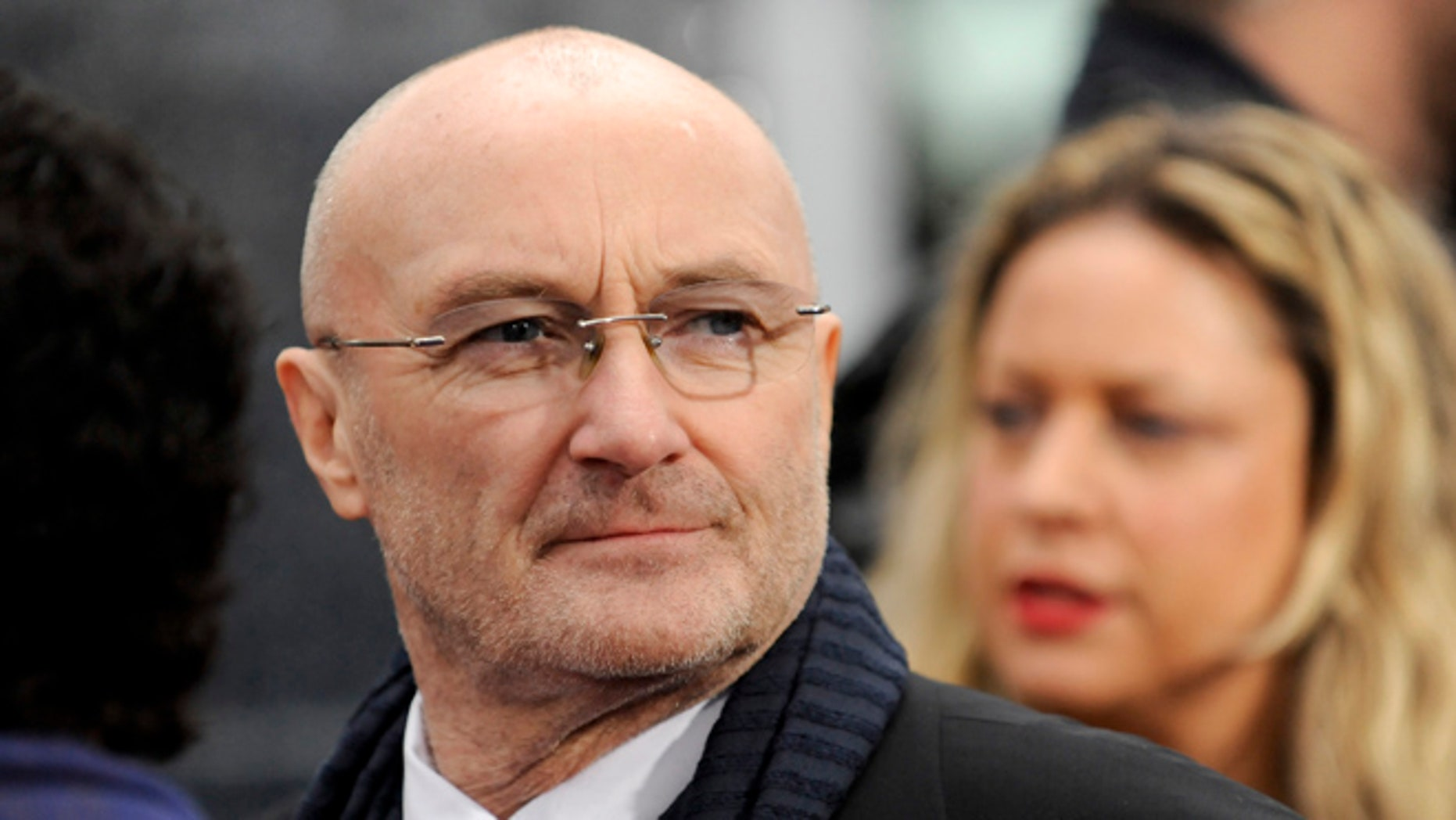 """Phil Collins played a gig on his """"Not Dead Yet"""" tour in New Zealand Wednesday where a man """"clinically died"""" and was resuscitated, a report said."""