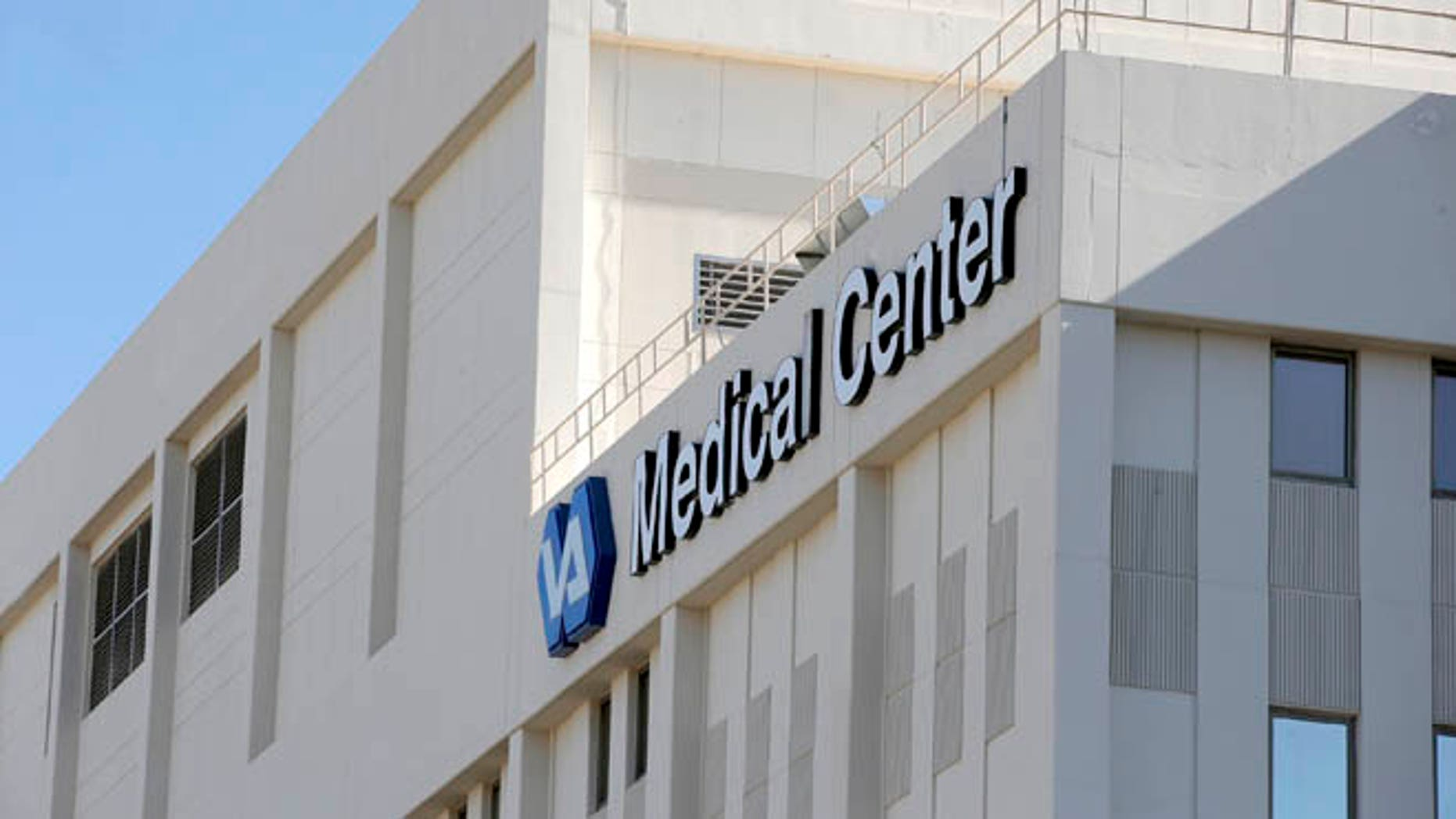 The Phoenix VA Health Care Center in Phoenix is seen in this April 28, 2014, file photo.