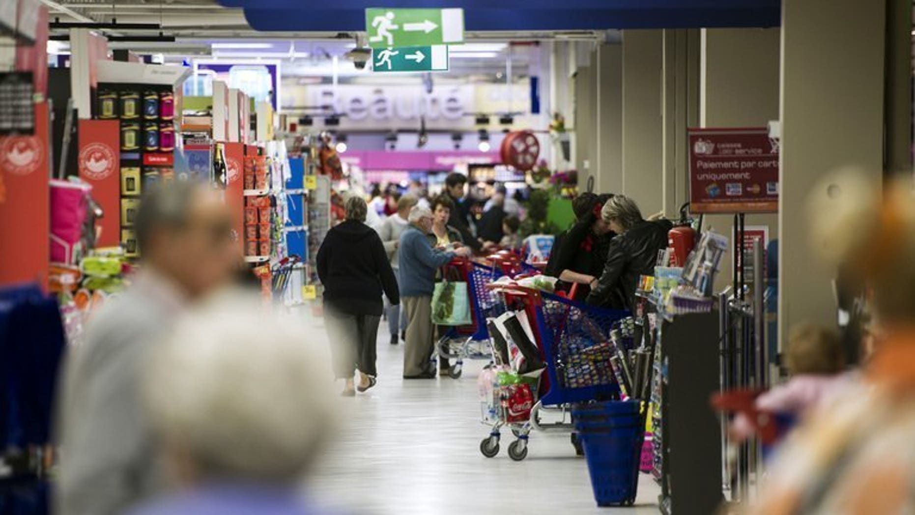 Consumer prices in Canada rose 0.7 percent in the 12 months to May, as higher food and shelter costs were partly offset by lower transportation costs, the government statistical agency said Friday.
