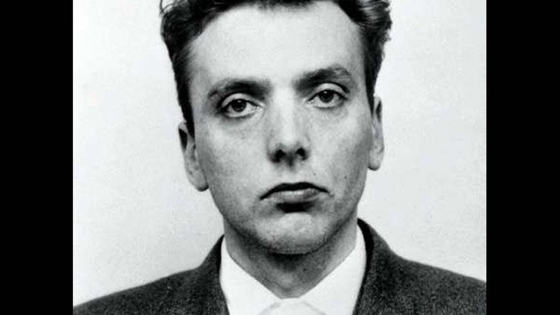This undated police handout image shows Moors murderer Ian Brady. Brady is expected to speak in detail publicly for the first time since 1966 on Tuesday when he addresses a mental health tribunal as part of his attempt to be transferred to prison.