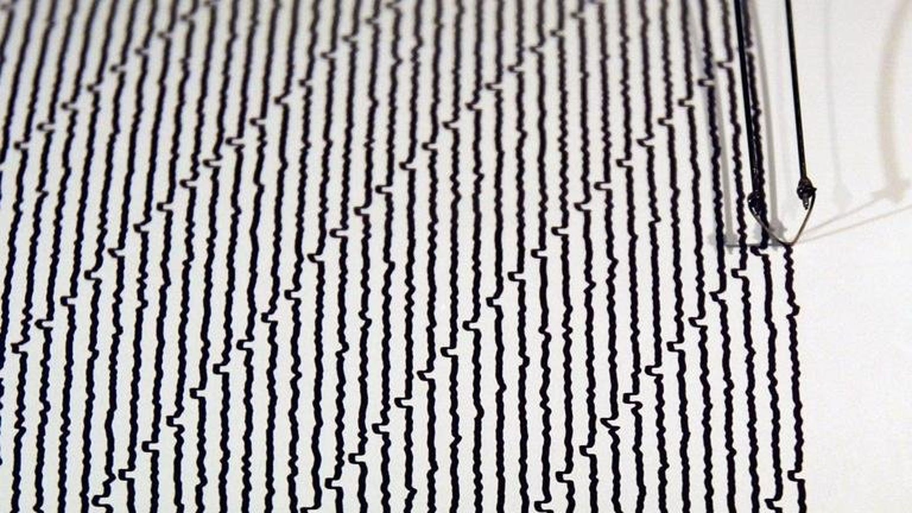 A 5.3-magnitude earthquake rocked Wellington on Friday, officials said, sending office workers scrambling for cover as tower blocks swayed but no damage was reported.