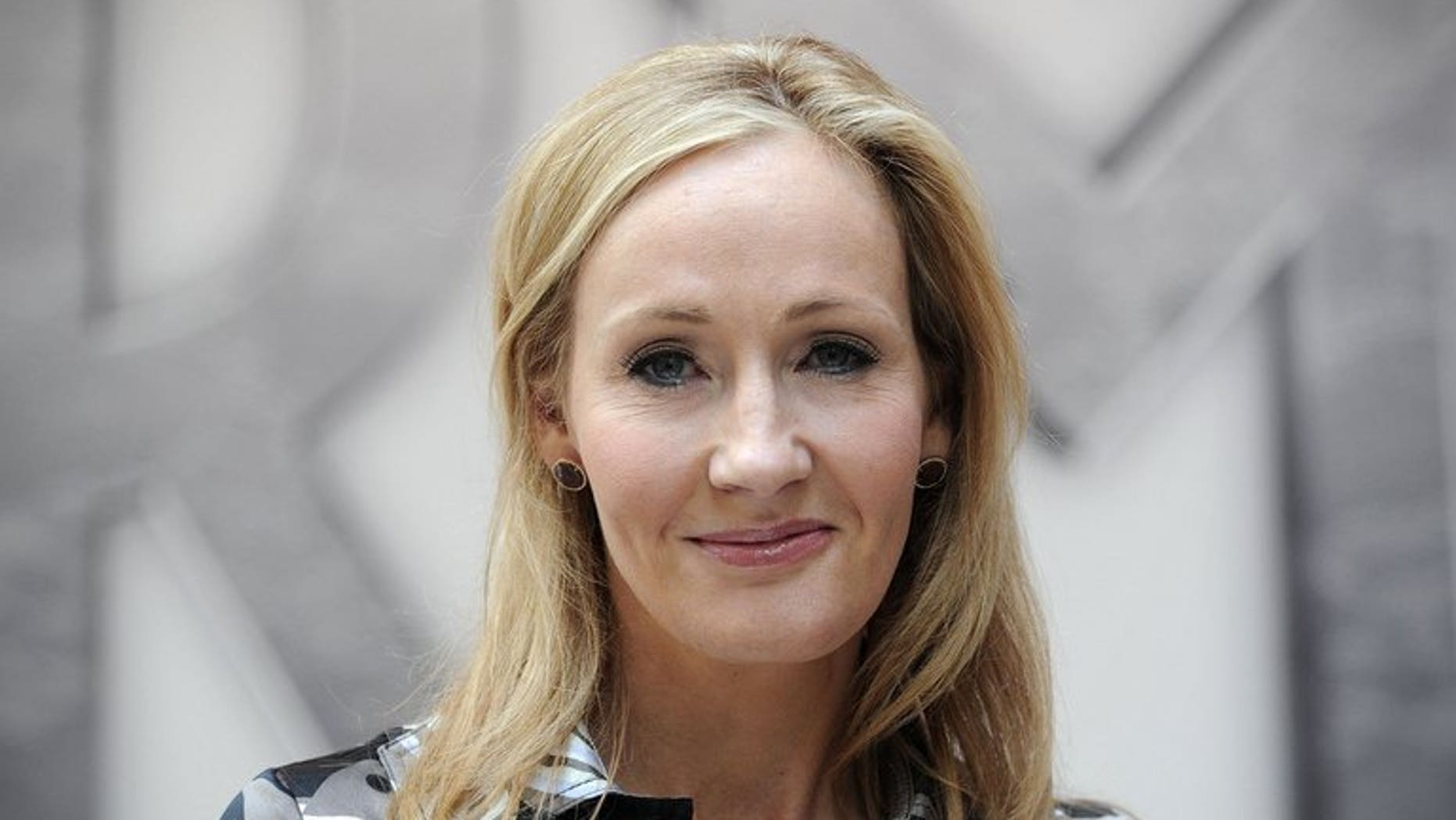 Harry Potter author J. K. Rowling pictured in London on June 23, 2011. J.K. Rowling spent a whole weekend practising a fake signature for her crime-writing alter-ego Robert Galbraith, she revealed Wednesday.