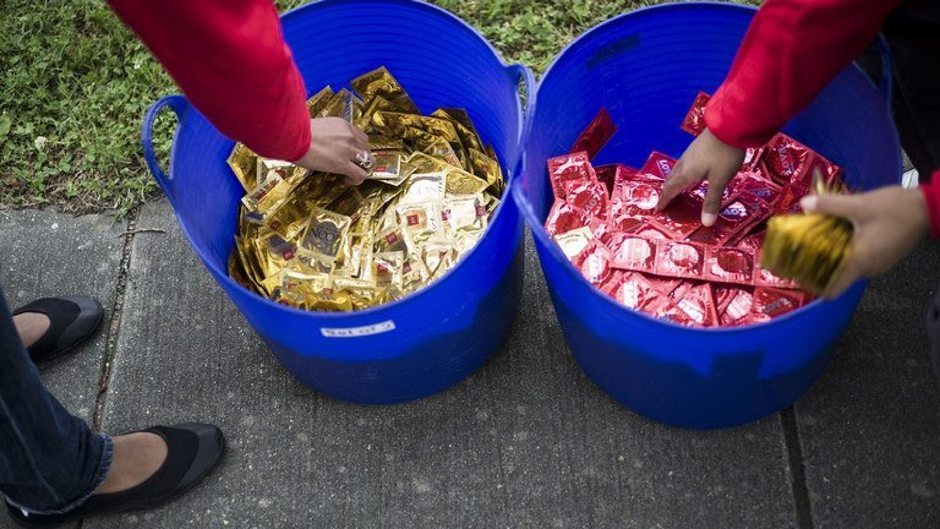Reduced donor funding has forced the Namibian government to shrink the supply of free condoms, a government report said Tuesday, threatening the country's fight against sexually transmitted diseases. A ministry of health and social services study seen by AFP shows free condom distribution has fallen from 25 million condoms five years ago to 15 million in 2011-2012.