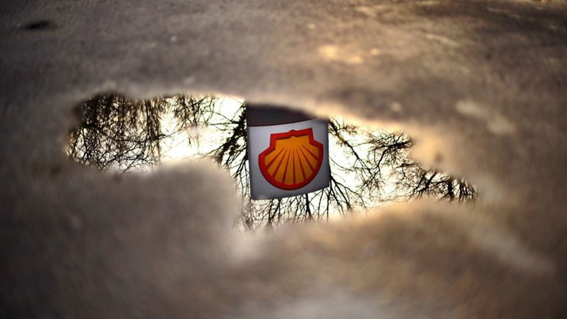 Energy giant Royal Dutch Shell on Thursday said its net profits plunged by 57 percent in the second quarter compared with the equivalent period a year earlier.