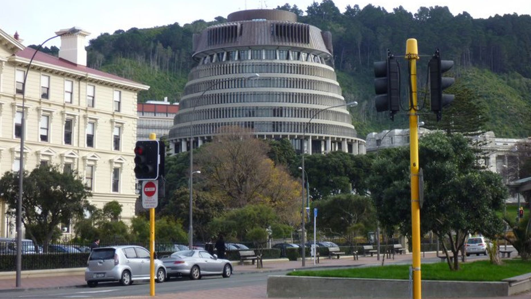 File photo of the New Zealand Parliament building in Wellington. New Zealand knows of Al-Qaeda-trained activists within the country who need to be monitored, Prime Minister John Key said Thursday amid debate on the need for stronger spy laws.