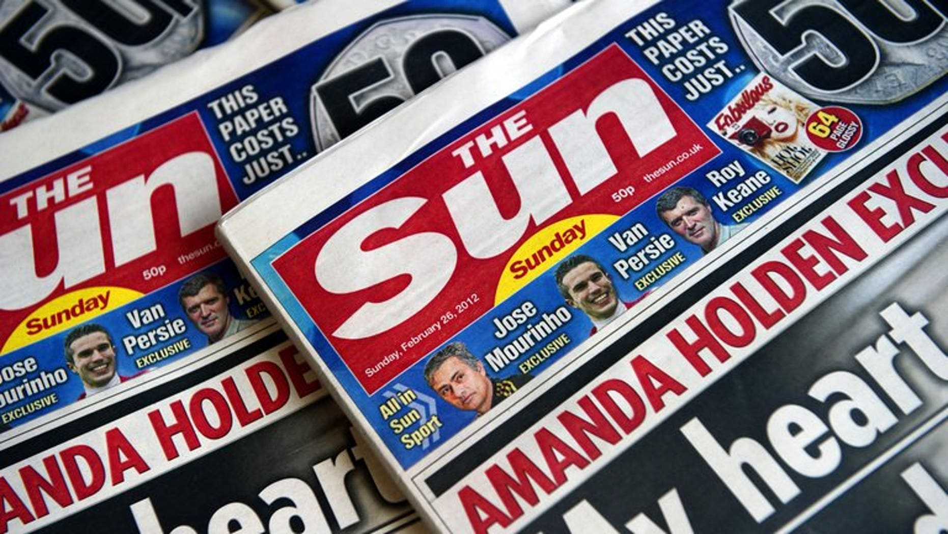 Britain's top-selling newspaper The Sun, which is owned by Rupert Murdoch began charging readers for access to its website.
