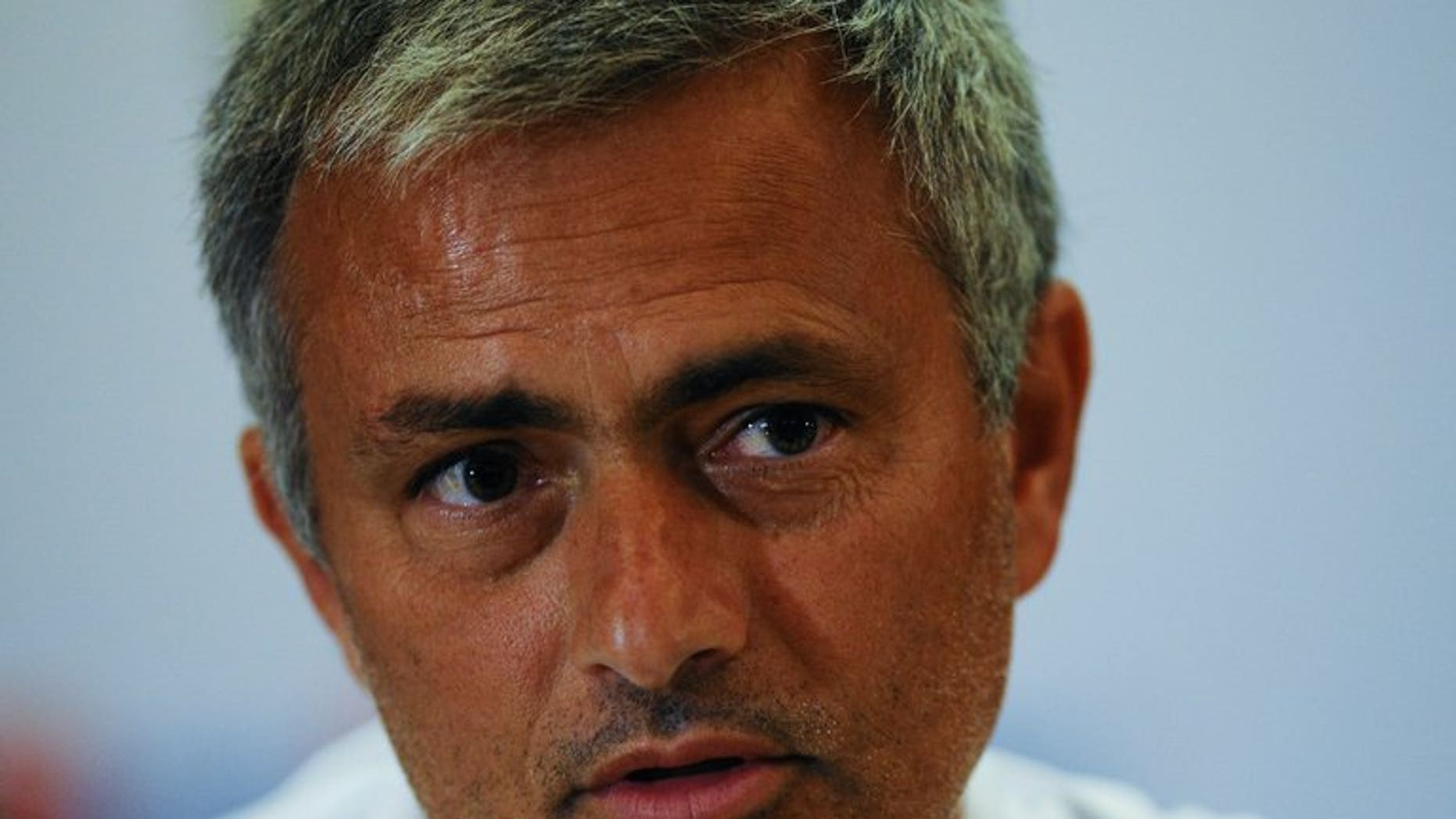 Chelsea manager Jose Mourinho speaks during a press conference in Kuala Lumpur on July 18, 2013. Chelsea boss Jose Mourinho has claimed he was close to taking charge of England in 2007 before realising he would be bored by the low-key nature of international management.