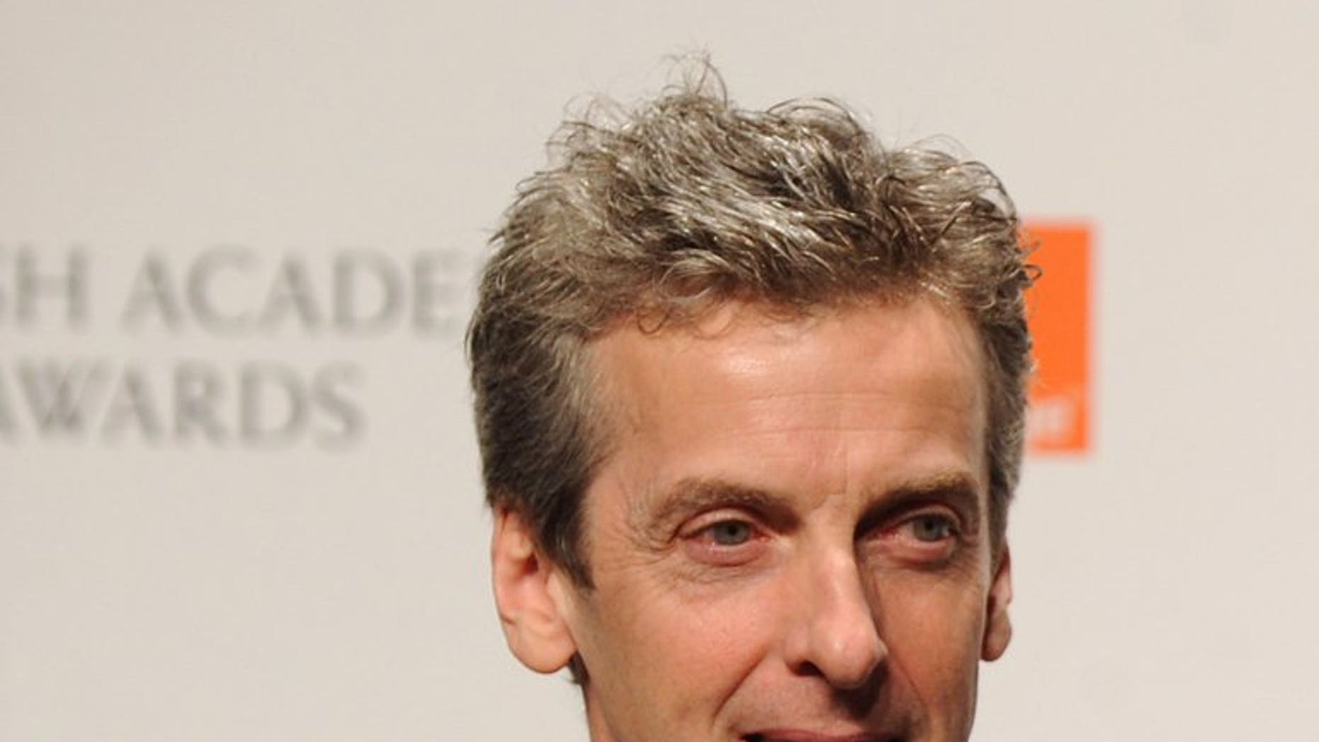 """Peter Capaldi is seen at the Royal Opera House in central London, on February 21, 2010. Scottish actor Capaldi, best known as the abusive spin doctor in satire """"The Thick of It"""", was on Sunday named as the new eponymous star of cult British series """"Doctor Who""""."""