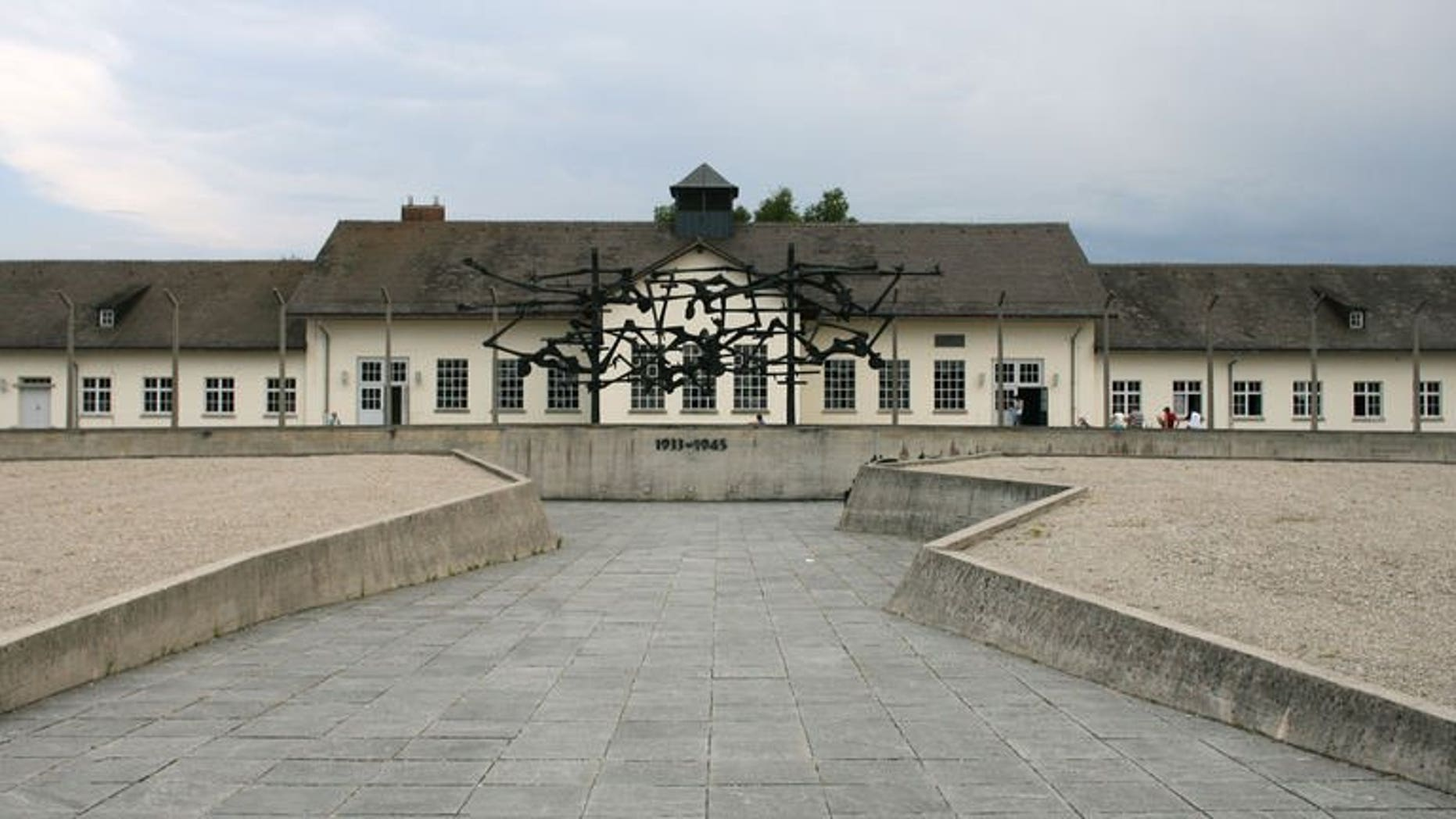 The International Memorial museum at the former Nazi concentration camp of Dachau, southern Germany, pictured on July 6, 2006. Angela Merkel will become the first German chancellor to visit the former Nazi concentration camp Dachau next week, her spokesman said Wednesday.