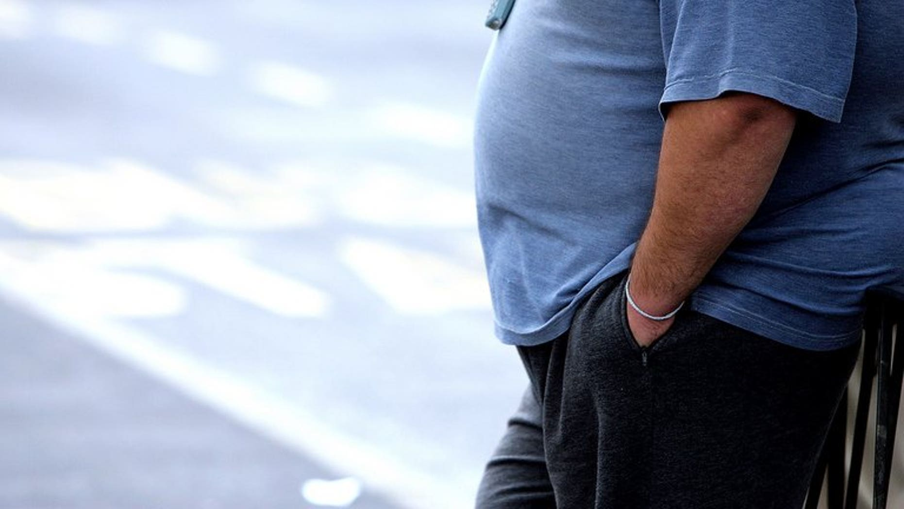 Illustration. An overweight South African threatened with deportation from New Zealand because of his obesity has been granted a 23-month reprieve.