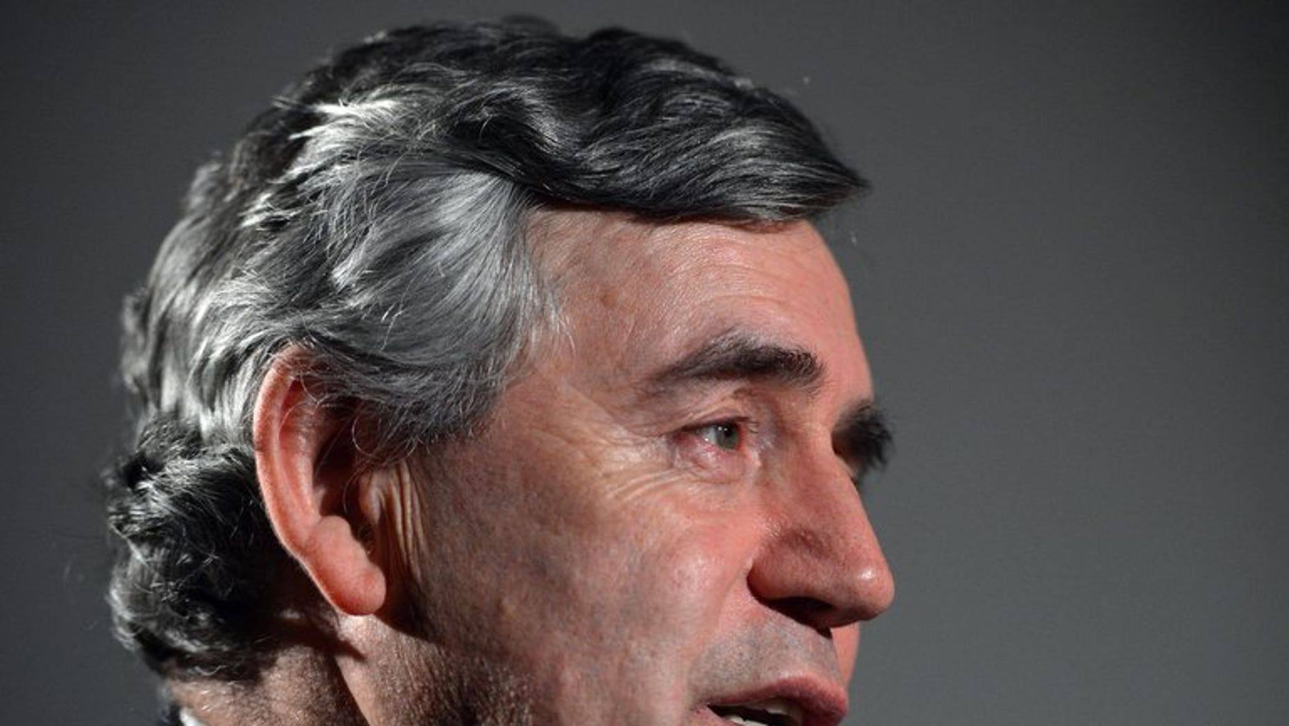 A former Downing Street aide released a trove of emails documenting the bitter power struggle between Tony Blair and Gordon Brown, pictured last year, during their time in government
