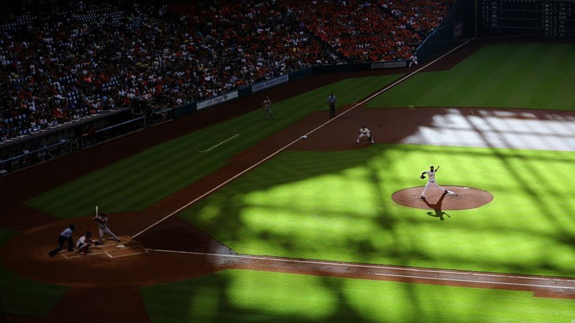 D-backs' bats go dark as win streak snapped | Fox News