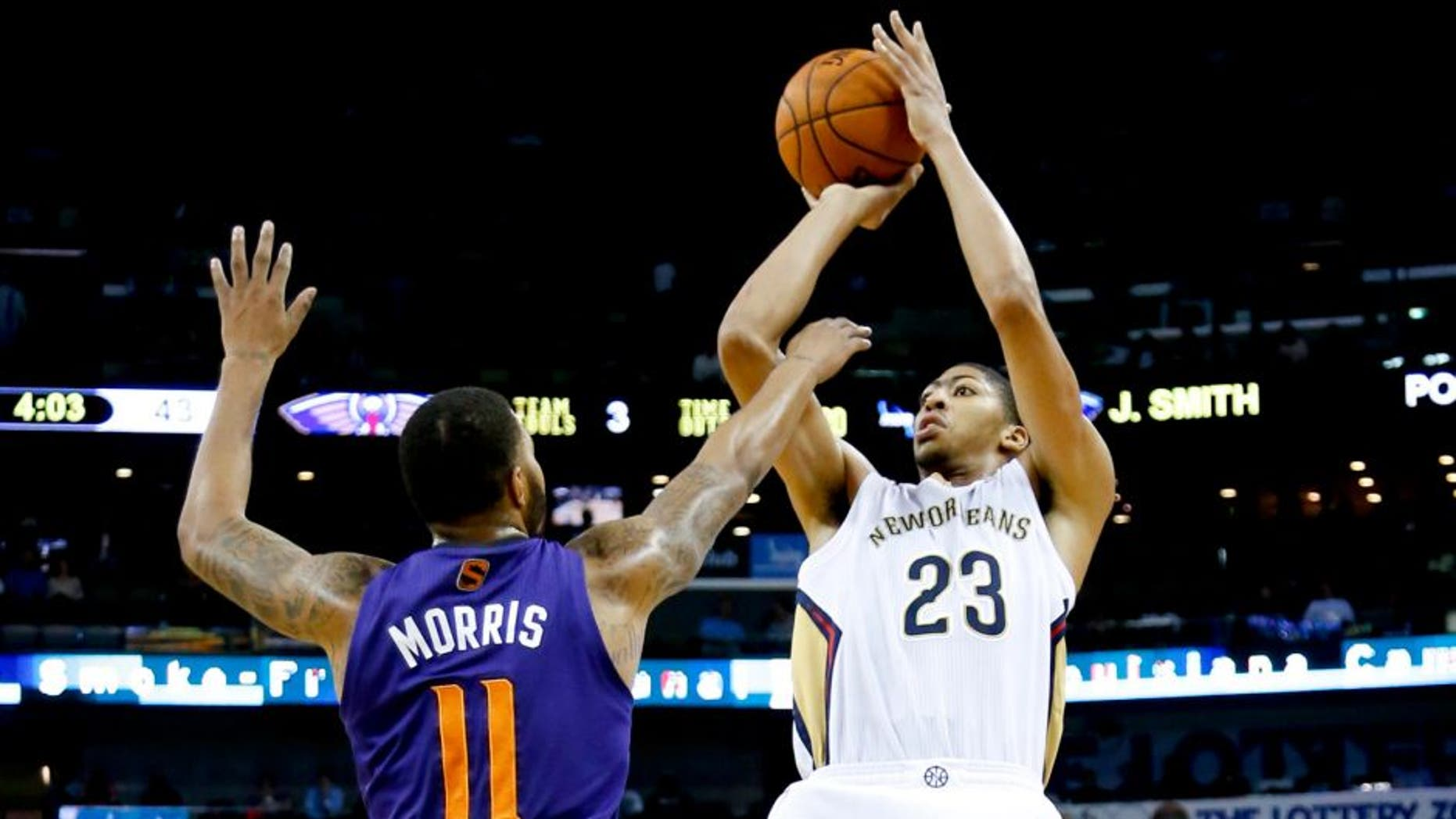 Nba 2k16 Releases First Screenshot Of Anthony Davis Photo