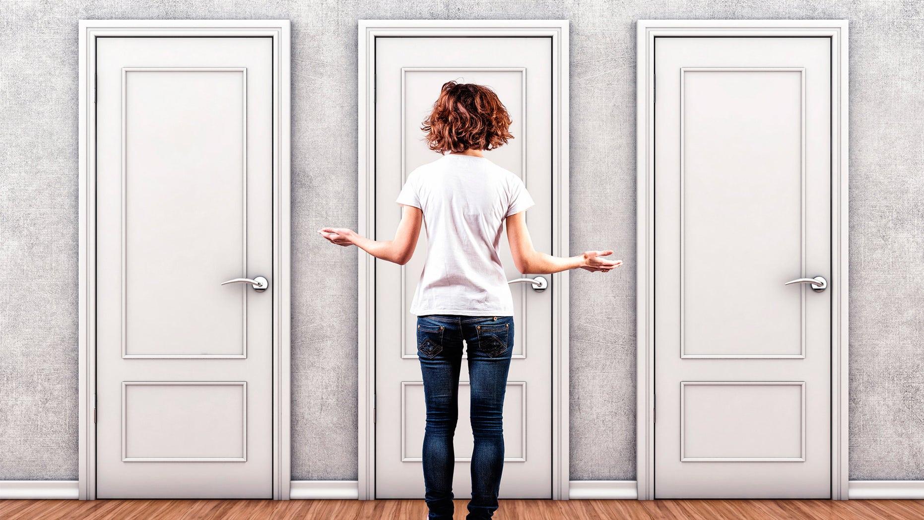pick-a-mortgage-door