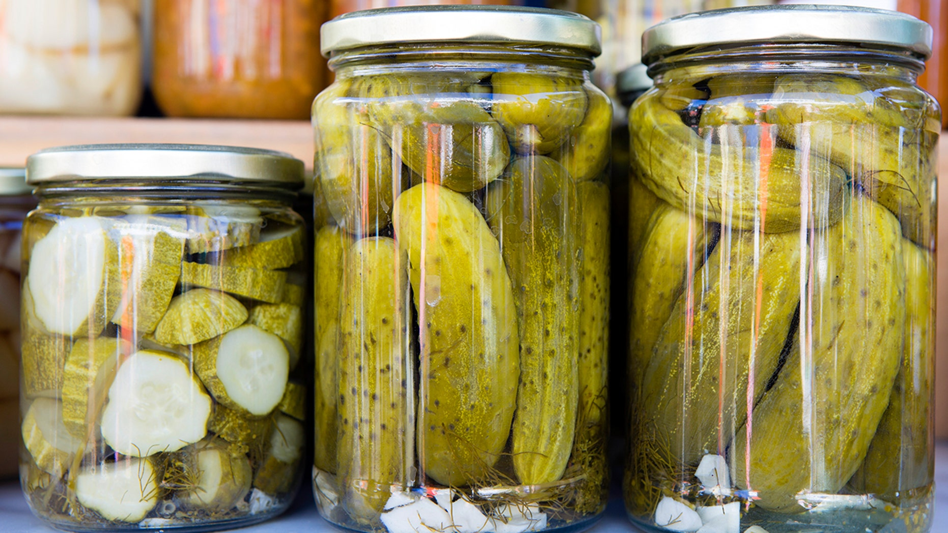 "A retired couple in Austin is suing the state over the legal definition of a ""pickle."""