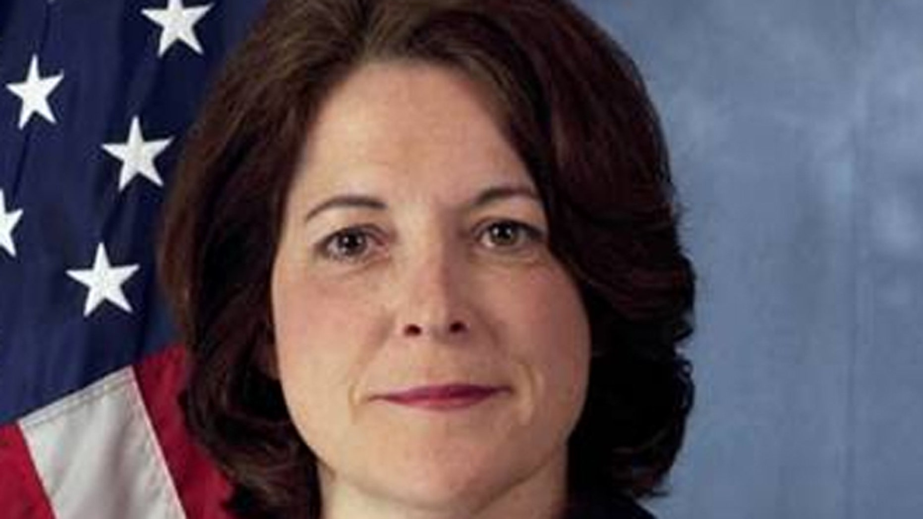 Shown here is Julia Pierson, whom President Obama has appointed to lead the Secret Service.