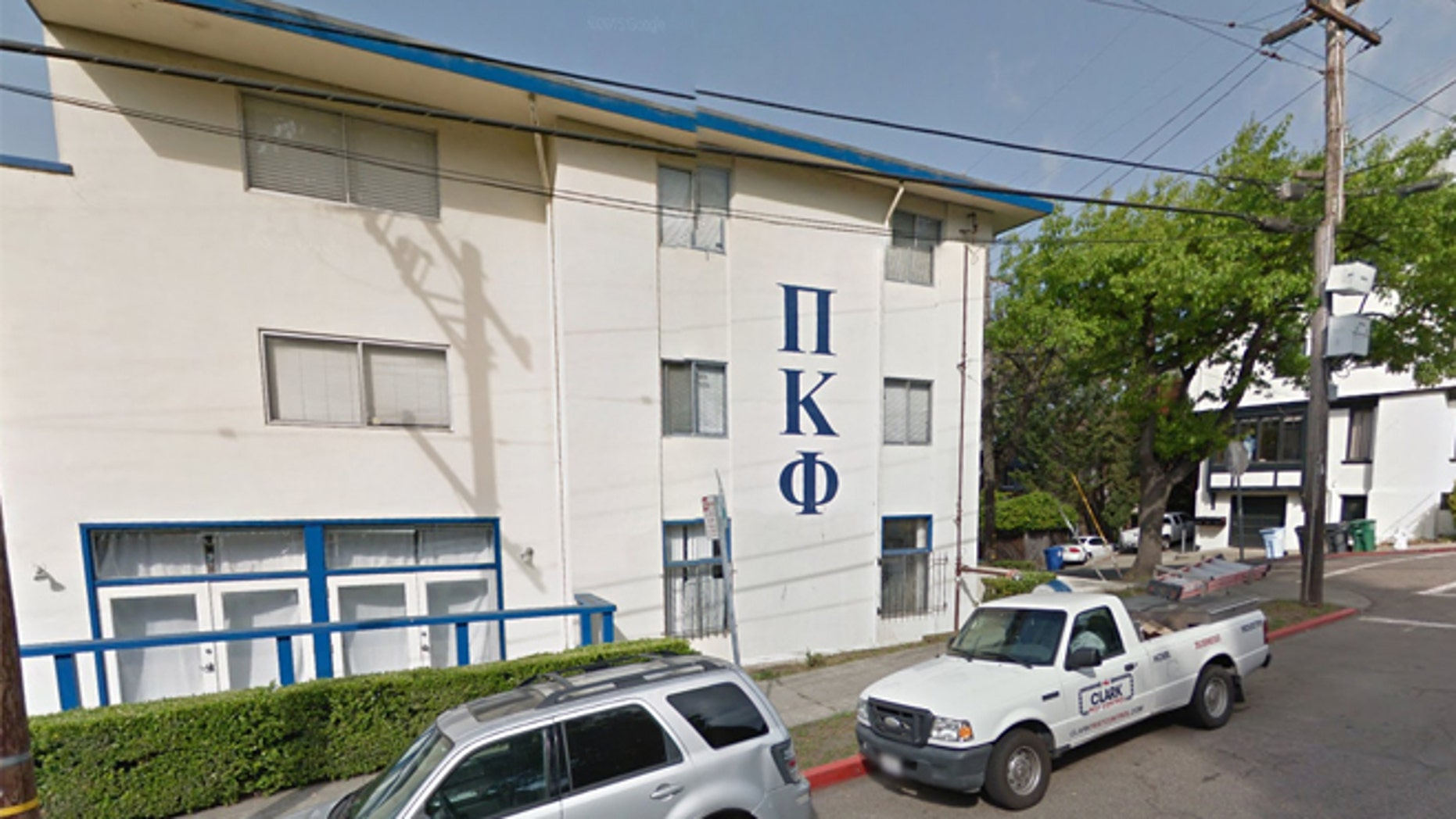 A UC Berkeley student was found dead at the Pi Kappa Phi fraternity house.