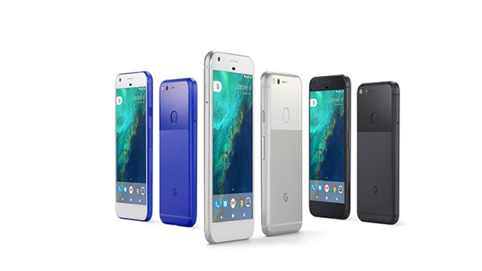 ee7915380149 The reviews are in: Google's Pixel phone takes on the iPhone 7 | Fox ...
