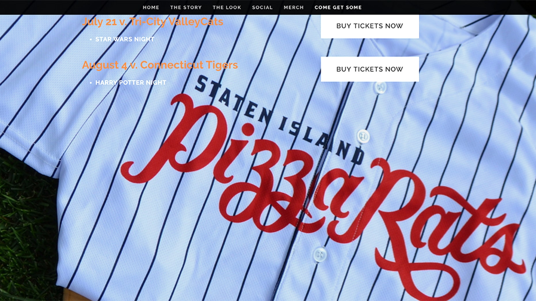 The Staten Island Yankees are finally making good on a fan vote from 2016.