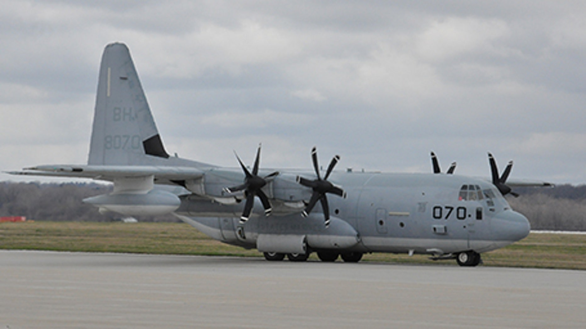 Search underway after 2 Marine aircraft crash off coast of Japan