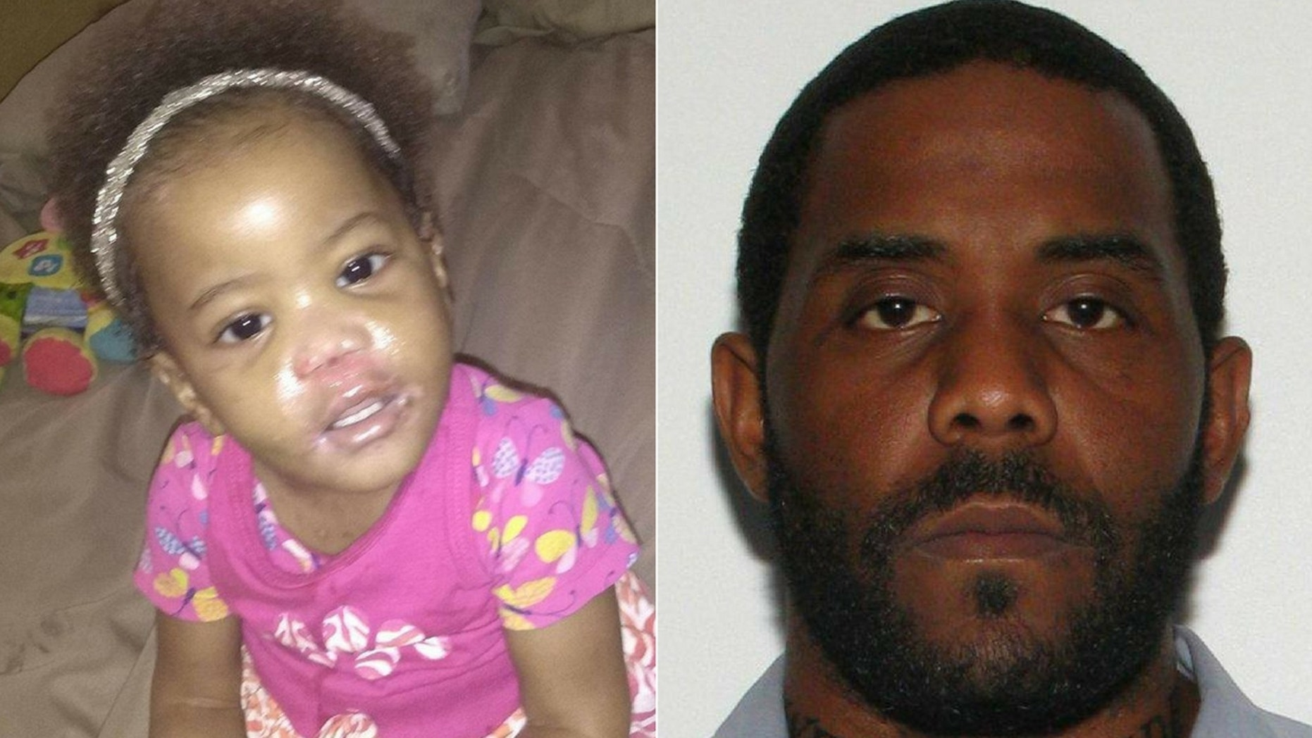Travis Lamont Plummer was arrested after his 2-year-old daughter's body was found in a suitcase in New Jersey.