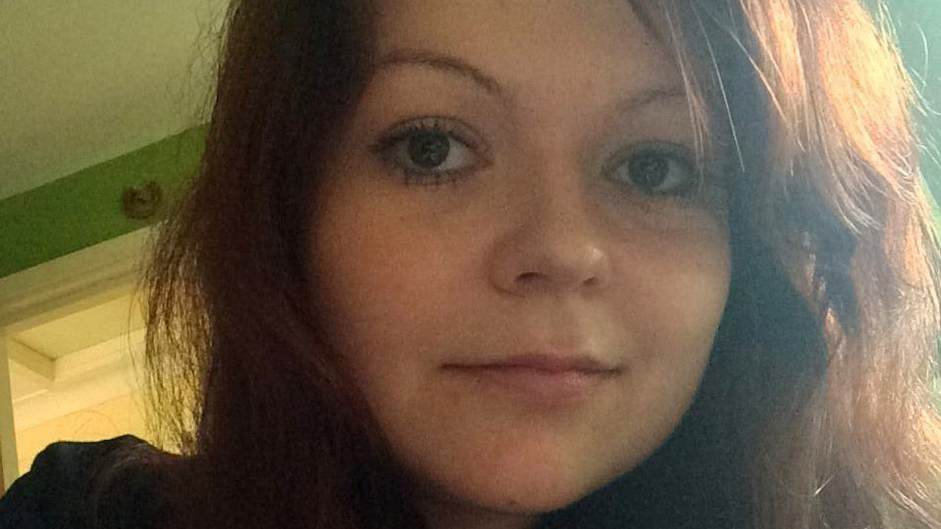 An undated photograph shows Yulia Skripal, daughter of former Russian Spy Sergei Skripal, taken from Yulia Skripal's Facebook account in London
