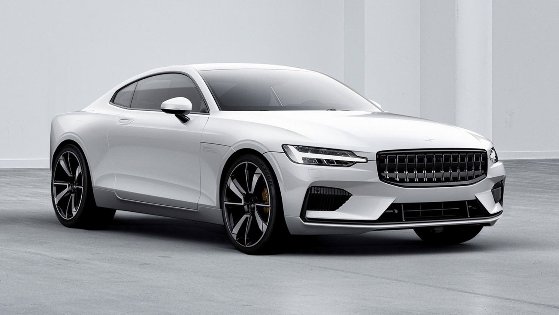 Volvo S Electric Car Brand Polestar Unveils First Model