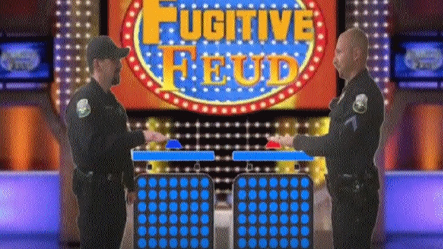 """The Durango Police Department have created their own version of the popular game show """"Family Feud"""" to capture wanted fugitives, naming it """"Fugitive Feud."""""""