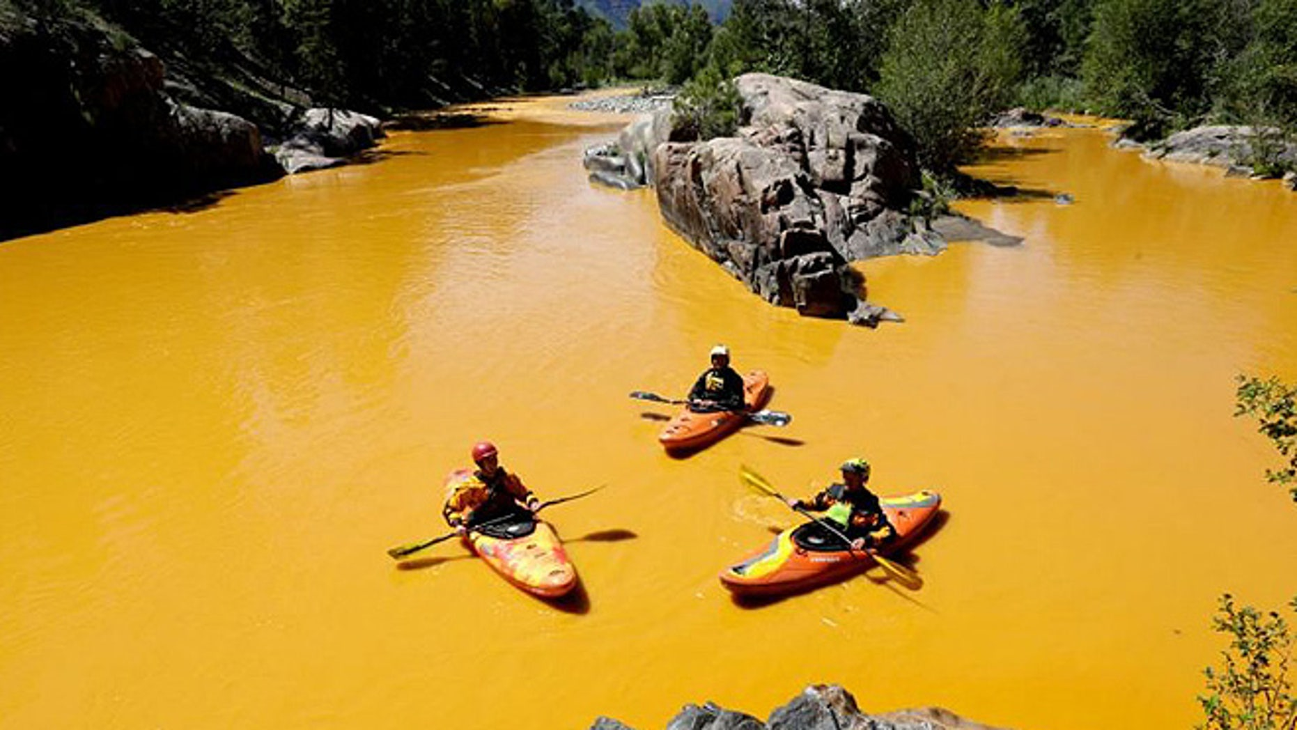 The House Committee on Natural Resources released a damning report on the EPA and how they handled the August 2015 Gold King Mine disaster in Colorado, and its aftermath