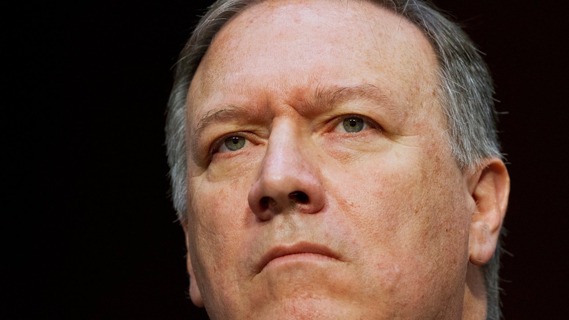 CIA Director Mike Pompeo, seen here in May 2017, said he expects Russia will try to meddle in the U.S. midterm elections
