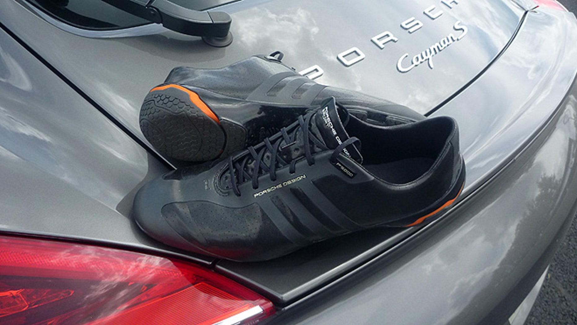 8900f725238 Driving Shoe Test Drive  Porsche Design ELS Formotion Driving