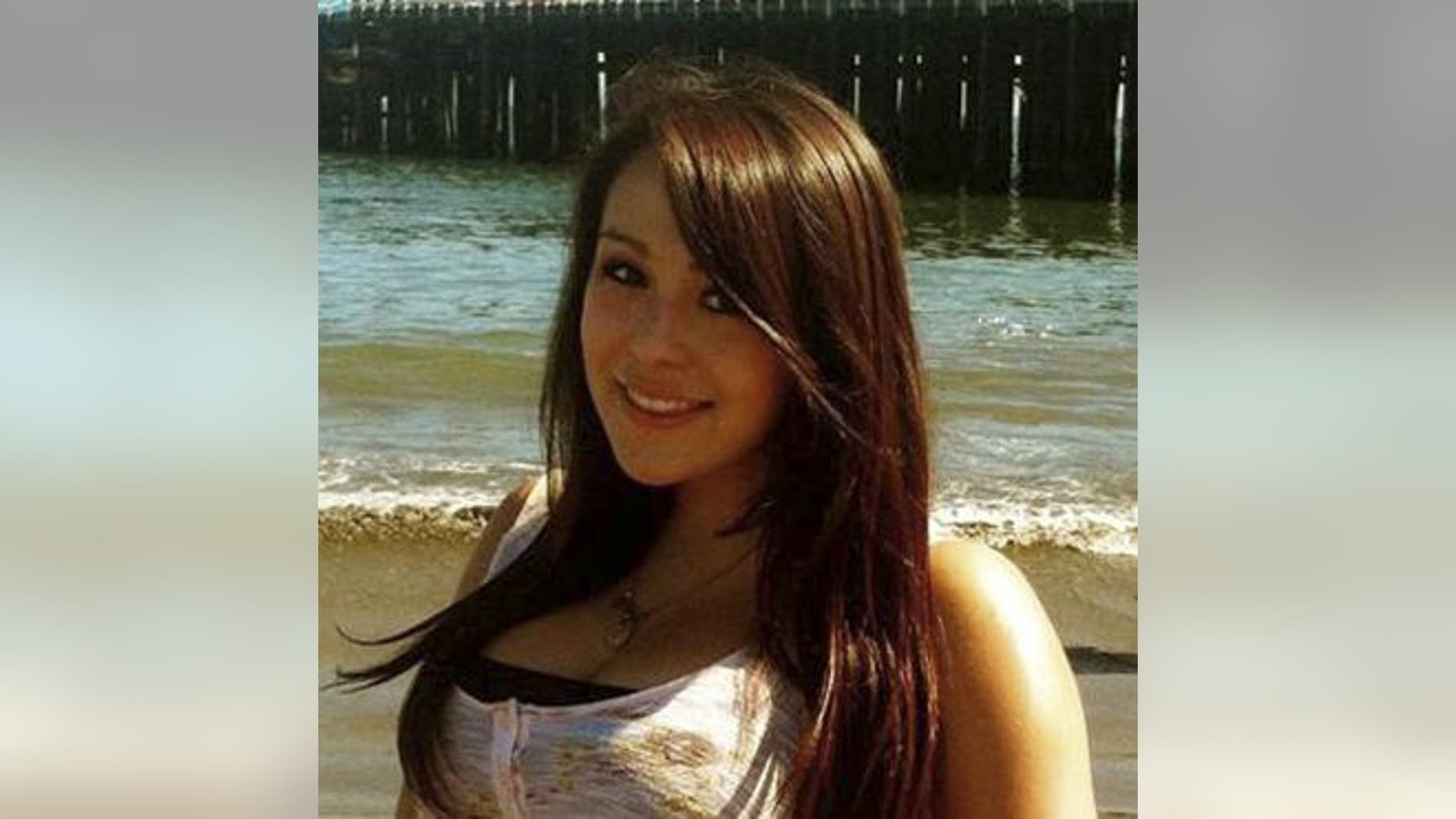 This undated photo provided by her family via attorney Robert Allard shows Audrie Pott.