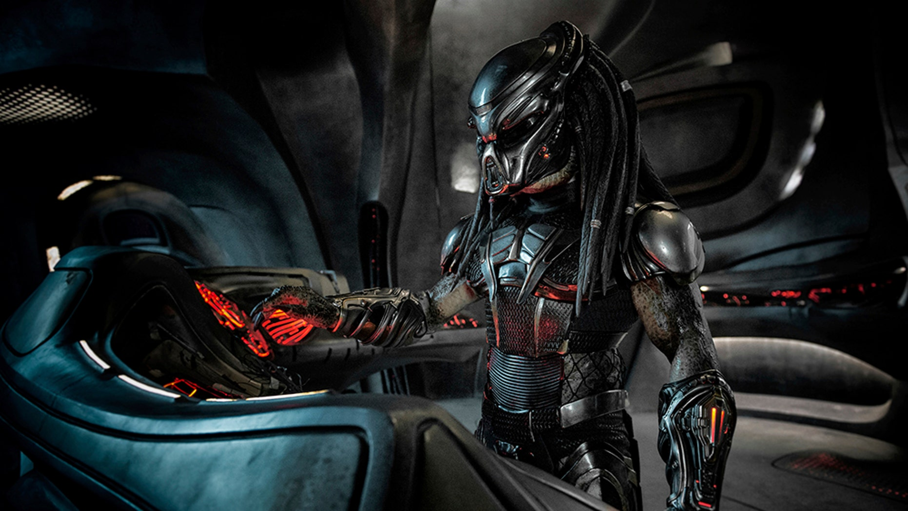 'Predator' topped the domestic box office, but it may need more.